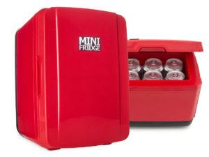Mini køleskab til værelset