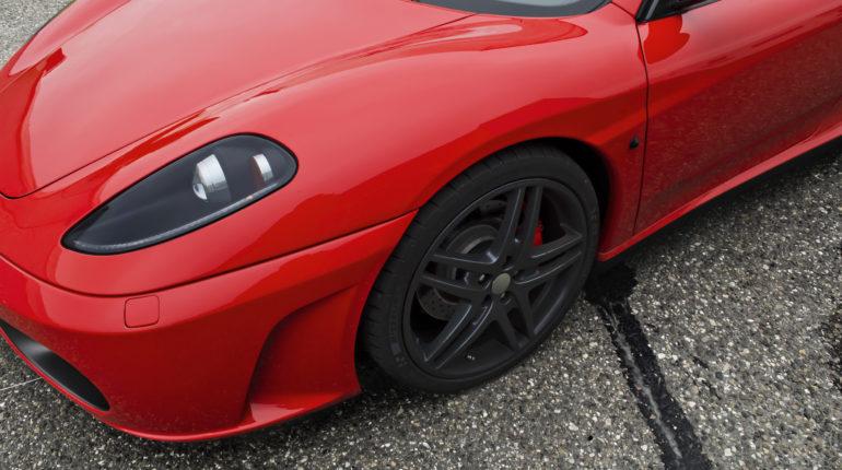 Kør Ferrari