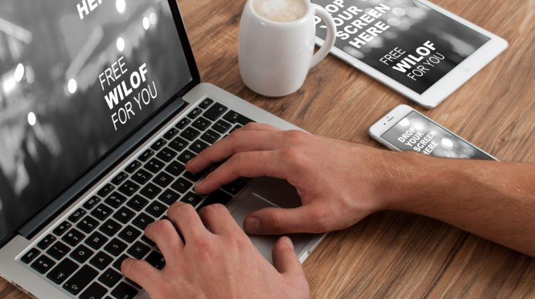 gadgets hjemmesider