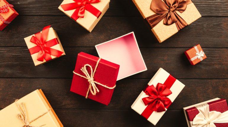 3 forslag til romantiske gaver