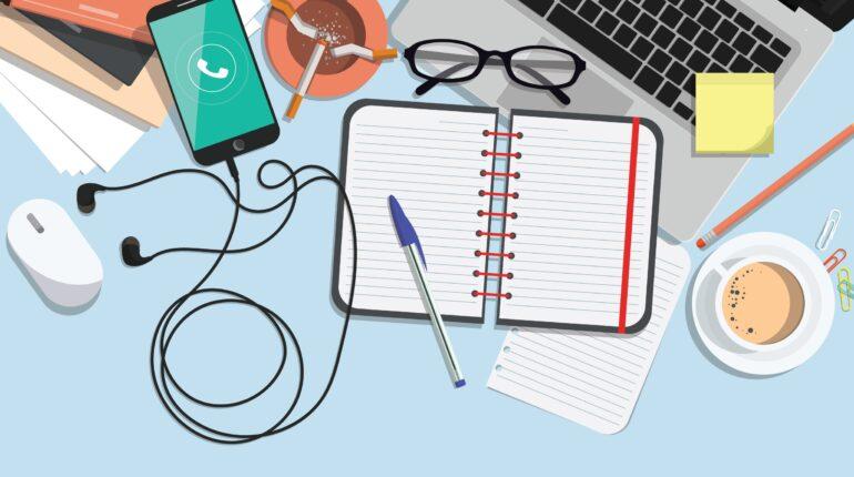 Gadgets til arbejdsbrug