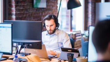 gadgets kontormanden
