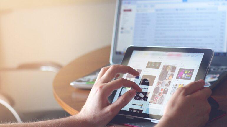 Computer og tablet