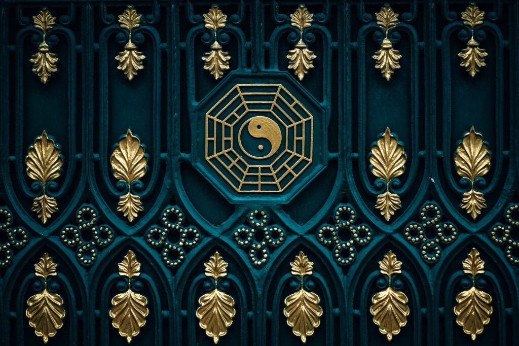 kinesisk yin-yang