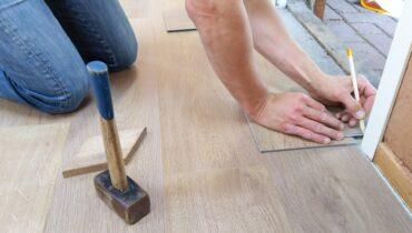 Renovering af gulv