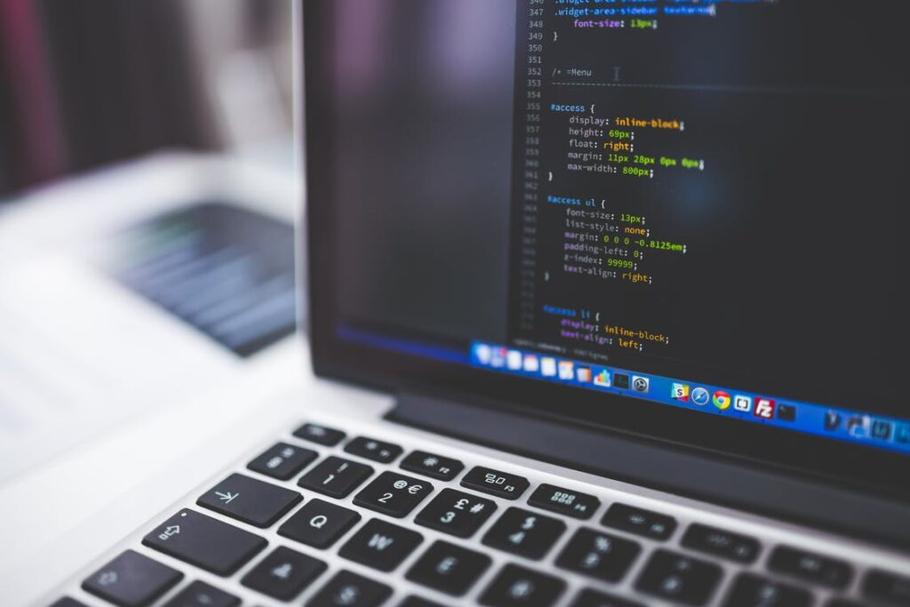Kodning og hjemmeside
